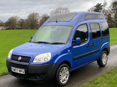 Fiat Doblo Estate 1.4 8v Active 5dr