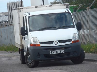Renault Master Chassis Cab 2.5 dCi DCLL35 Crewcab Chassis 4dr (LWB)