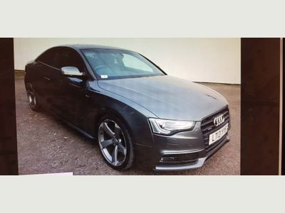 Audi A5 Coupe 2.0 TFSI Black Edition S Tronic quattro 2dr