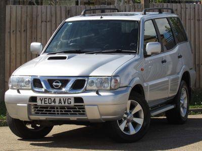 Nissan Terrano SUV 3.0 Di SVE 5dr
