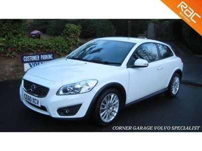 Volvo C30 Coupe 1.6 D DRIVe SE Lux (s/s) 2dr