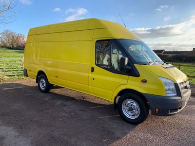 Ford Transit Panel Van 2.2 TDCi 350 Trend SRW High Roof Jumbo LWB 4dr