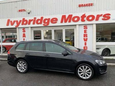 Volkswagen Golf Estate 1.4 TSI BlueMotion Tech GT (s/s) 5dr