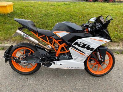KTM RC 390 Super Sports RC 390 Super Sports