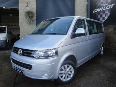 Volkswagen Transporter Shuttle Other 2.0 TDI BlueMotion Tech T30 S Mini Bus 4dr (LWB)