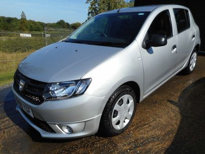 Dacia Sandero Hatchback 1.5 dCi Ambiance 5dr
