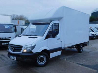Mercedes-Benz Sprinter Luton 2.1CDI 130PS LWB LUTON & TAIL LIFT