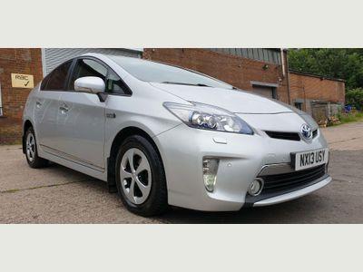 Toyota Prius Hatchback 1.8 VVT-h CVT 5dr