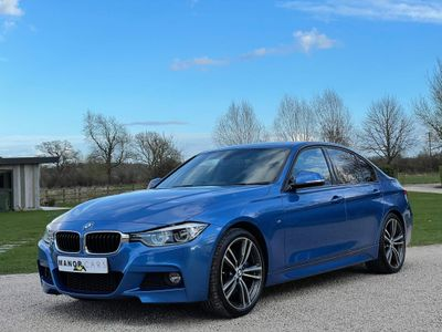 BMW 3 Series Saloon 3.0 340i M Sport (s/s) 4dr