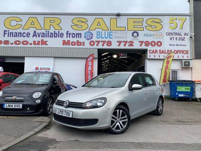 Volkswagen Golf Hatchback 1.6 TDI BlueMotion Tech SE DSG 5dr