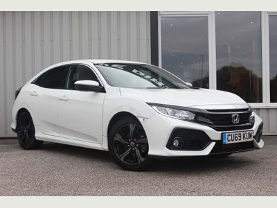 Honda Civic Hatchback 1.0 VTEC Turbo SR (s/s) 5dr