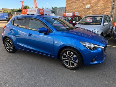 Mazda Mazda2 Hatchback 1.5 TD SKYACTIV-D Sport Nav (s/s) 5dr