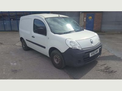 RENAULT KANGOO Panel Van 1.5 dCi ML19 85 Panel Van 3dr