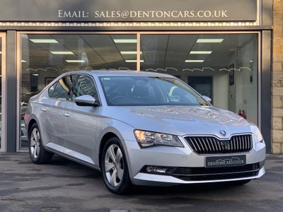 SKODA Superb Hatchback 1.4 TSI ACT SE (s/s) 5dr