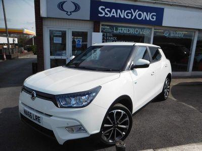 SsangYong Tivoli SUV 1.6 e-XDi ELX 5dr