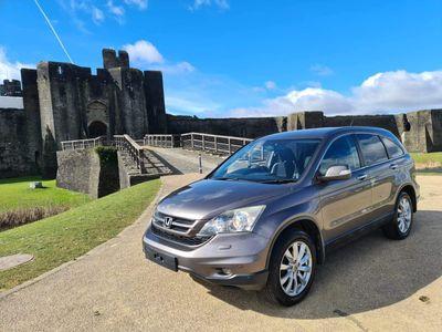 Honda CR-V SUV 2.2 i-DTEC ES 5dr