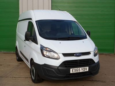 Ford Transit Custom Panel Van 2.2 TDCi ECOnetic 290 L2H2 5dr