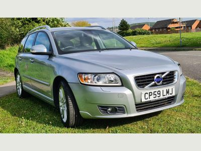 Volvo V50 Estate 2.0 D SE Lux Powershift 5dr