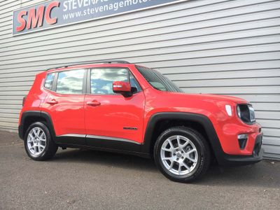 Jeep Renegade SUV 1.0 GSE T3 Longitude (s/s) 5dr