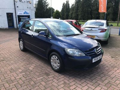 VOLKSWAGEN GOLF PLUS Hatchback 1.9 TDI PD S 5dr
