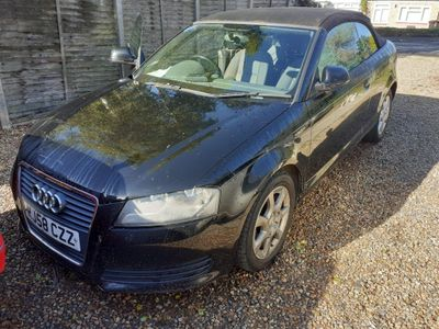 Audi A3 Cabriolet Convertible 1.9 TDI Cabriolet 2dr