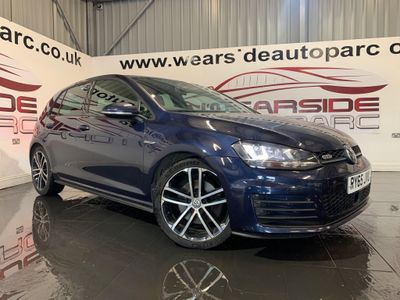 Volkswagen Golf Hatchback 2.0 TDI BlueMotion Tech GTD 5dr