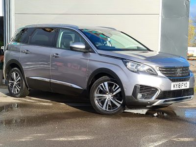 Peugeot 5008 SUV 1.6 BlueHDi Allure EAT (s/s) 5dr