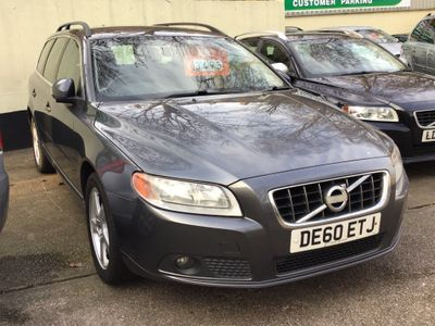 Volvo V70 Estate 2.0 D3 SE Geartronic 5dr