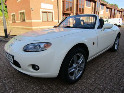 Mazda MX-5 Unlisted 1.8 CONVERTIBLE 2 DR LEFT HAND DRIVE