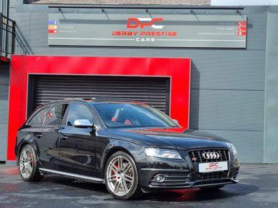 Audi S4 Avant Estate 3.0 TFSI V6 S Tronic quattro 5dr
