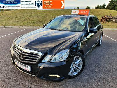 Mercedes-Benz E Class Saloon 3.0 E350 CDI Avantgarde Auto 4dr