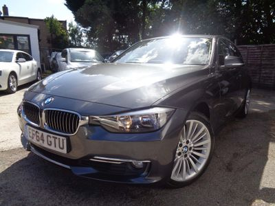 BMW 3 SERIES Saloon 2.0 320i Luxury (s/s) 4dr