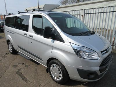 Ford Tourneo Custom Other 2.0 TDCi 310 Zetec Shuttle Bus L2 5dr (9 Seats)