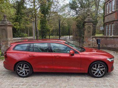 Volvo V60 Estate 2.0 T5 Momentum Auto (s/s) 5dr