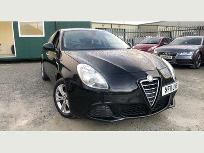 Alfa Romeo Giulietta Hatchback 1.4 TB Turismo 5dr