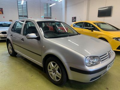 Volkswagen Golf Hatchback 1.9 TDI PD Match 5dr