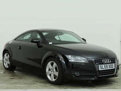 Audi TT Coupe 2.0 TD quattro 2dr