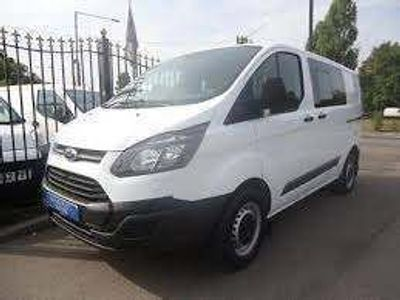 FORD TRANSIT CUSTOM Other 2.0 300 L1H1 Double Cab-in-Van 5dr