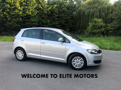 Volkswagen Golf Plus Hatchback 2.0 TDI S 5dr