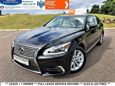 Lexus LS 460 Saloon 4.6 Luxury 4dr