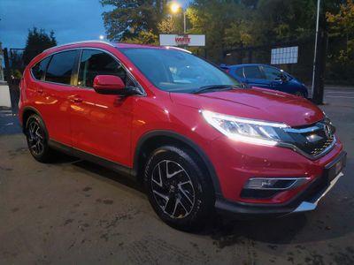 Honda CR-V SUV 1.6 i-DTEC SE Plus (s/s) 5dr