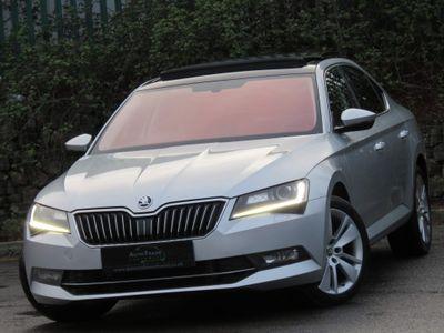 SKODA Superb Hatchback 2.0 TSI SE L Executive DSG (s/s) 5dr
