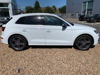 Audi SQ5 SUV 3.0 TDI V6 Tiptronic quattro (s/s) 5dr