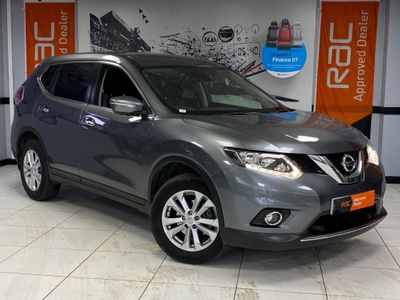 Nissan X-Trail SUV 1.6 dCi Acenta XTRON (s/s) 5dr