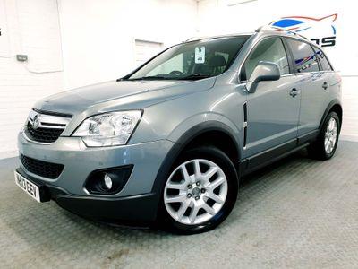 Vauxhall Antara SUV 2.2 CDTi Diamond AWD (s/s) 5dr