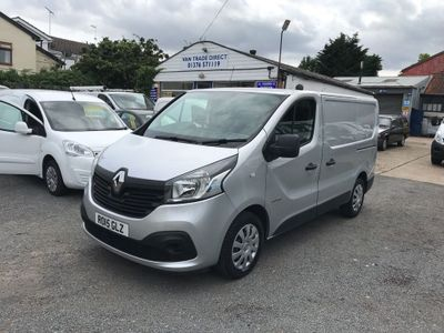 Renault Trafic Panel Van 1.6 dCi ENERGY 27 Business+ L1H1 5dr