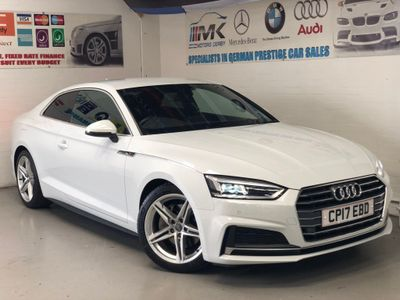 AUDI A5 Coupe 2.0 TDI ultra S line S Tronic (s/s) 2dr