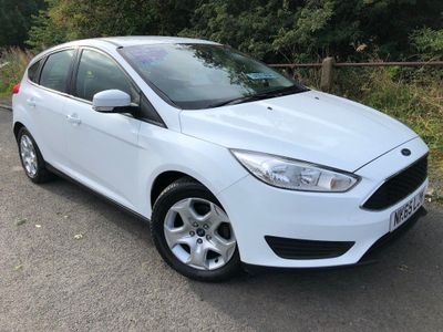 Ford Focus Hatchback 1.5 TDCi Style (s/s) 5dr