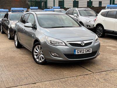 Vauxhall Astra Hatchback 1.7 CDTi ecoFLEX Active 5dr