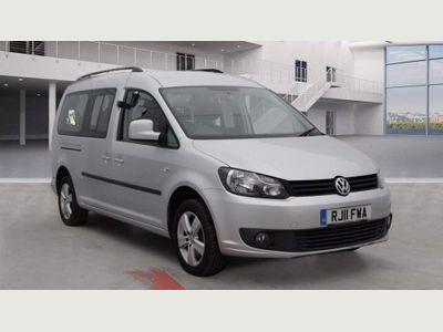 Volkswagen Caddy Maxi Combi Van 1.6 TDI C20 Maxi Life Window DSG 5dr